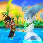 Ever Oasis トト イスナ